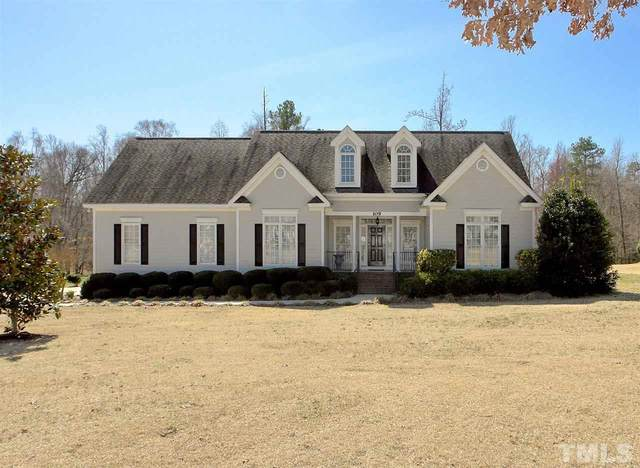 109 Claire Drive, Clayton, NC 27520 (#2362819) :: Real Properties