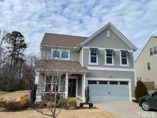 1505 Sunday Silence Drive, Knightdale, NC 27545 (#2362829) :: Dogwood Properties