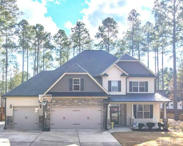 97 Sherwood Lane, Sanford, NC 27332 (#2362835) :: Triangle Just Listed