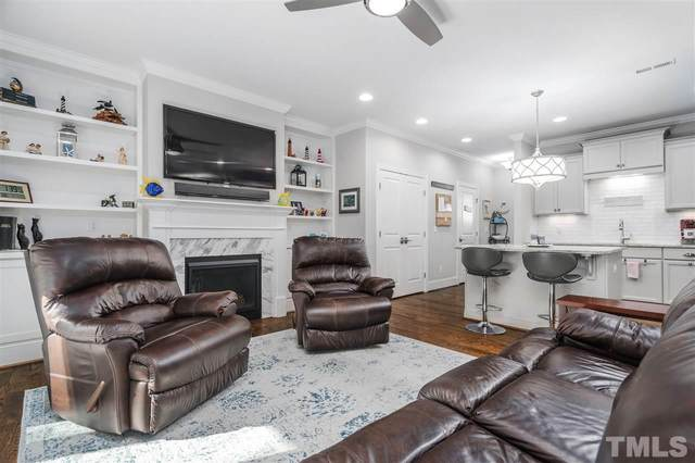 844 The Village Circle, Raleigh, NC 27615 (#2362840) :: Real Properties