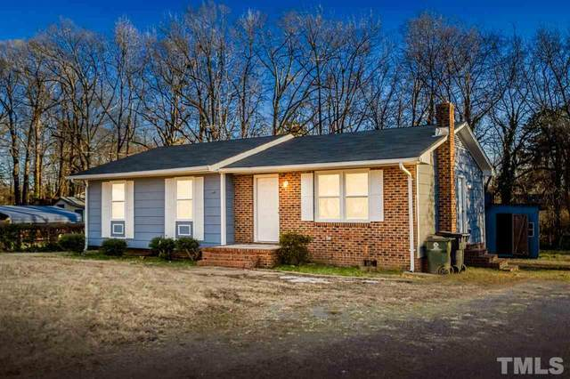 225 W College Street, Oxford, NC 27565 (#2362847) :: Triangle Just Listed