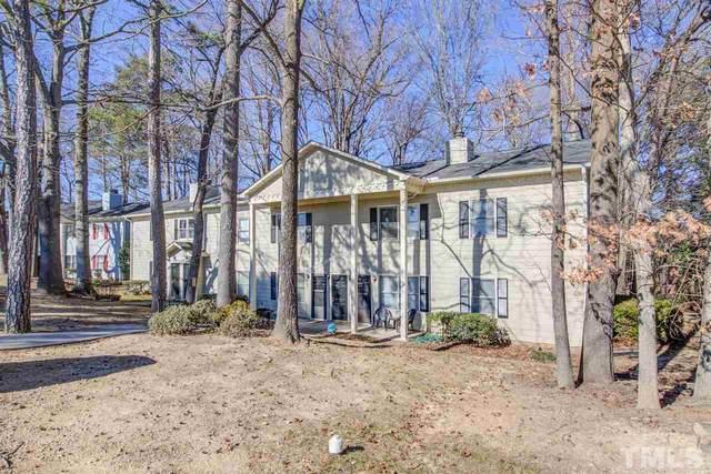 2610 Masonboro Court E6, Raleigh, NC 27604 (#2362850) :: Rachel Kendall Team