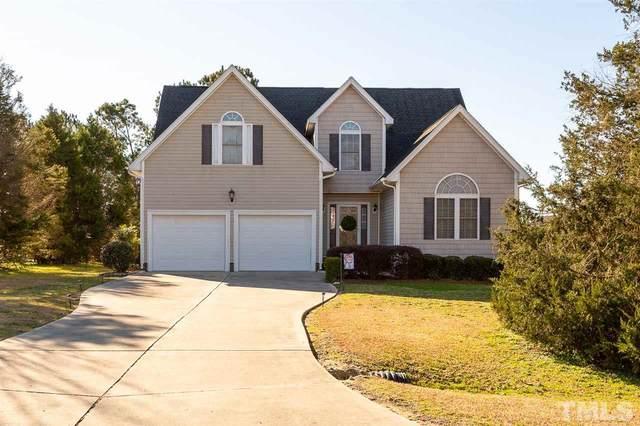 401 Cedar View Lane, Clinton, NC 28328 (#2362869) :: Triangle Just Listed