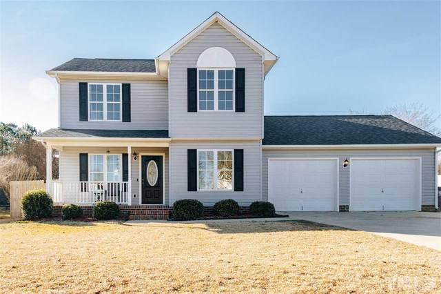 100 Courtland Drive, Angier, NC 27501 (#2362874) :: The Rodney Carroll Team with Hometowne Realty