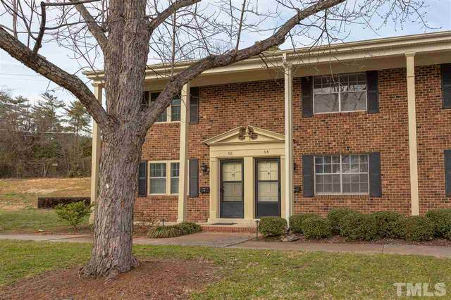 1002 Willow Drive #54, Chapel Hill, NC 27514 (#2362886) :: Bright Ideas Realty