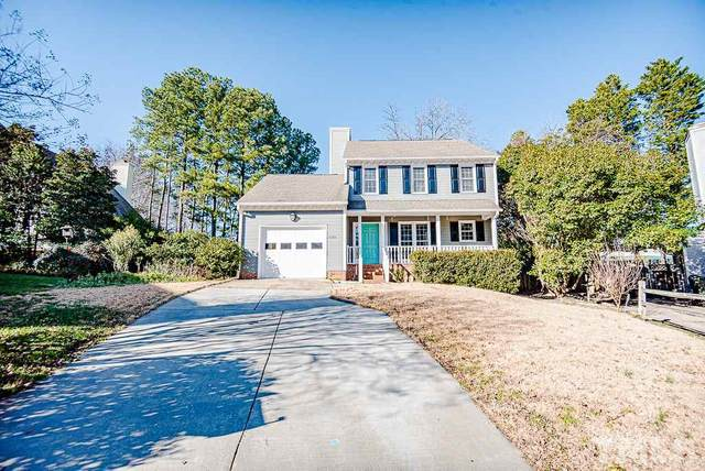 6105 Larkdale Court, Raleigh, NC 27609 (#2362902) :: Saye Triangle Realty