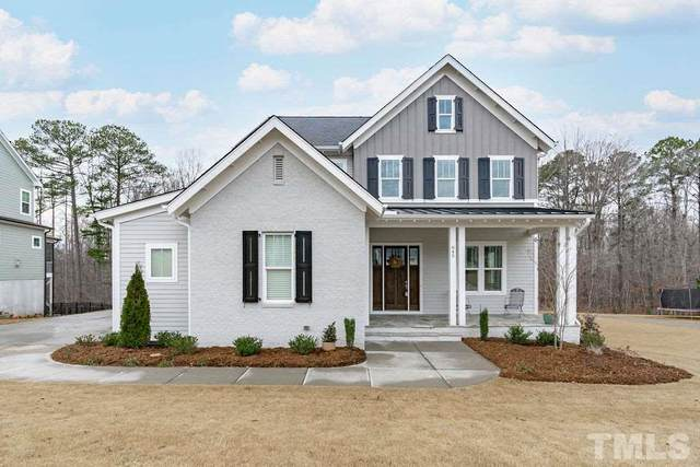 845 Rambling Oaks Lane, Holly Springs, NC 27540 (#2362912) :: Bright Ideas Realty