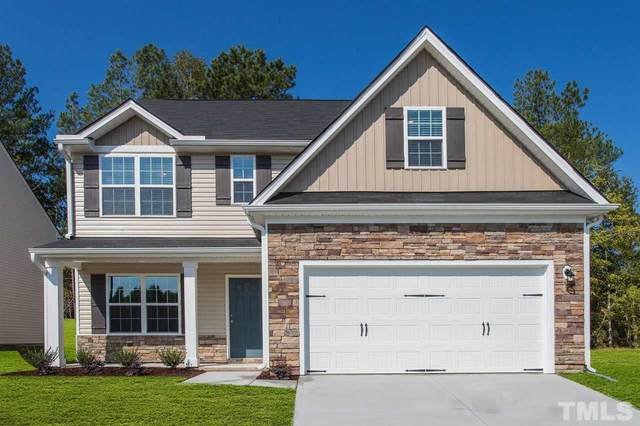 205 Brisk Drive, Zebulon, NC 27597 (MLS #2362914) :: The Oceanaire Realty