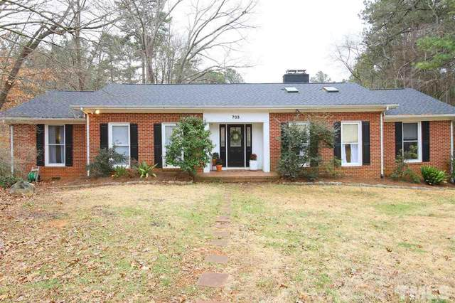 703 N Estes Drive, Chapel Hill, NC 27514 (#2362920) :: Bright Ideas Realty