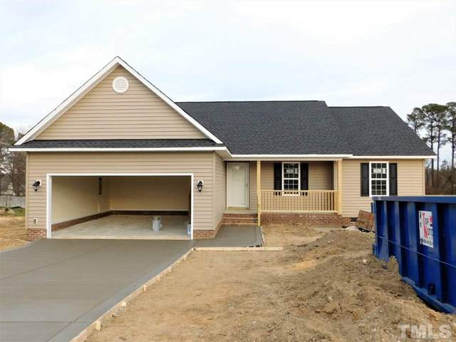 109 Wheat Drive, Angier, NC 27501 (#2362927) :: The Rodney Carroll Team with Hometowne Realty