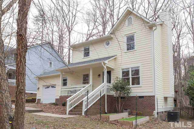 1903 Pathway Drive, Chapel Hill, NC 27516 (#2362935) :: Bright Ideas Realty