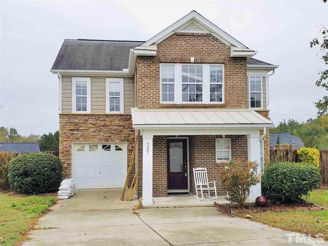 5201 Tant Circle, Knightdale, NC 27545 (MLS #2362939) :: The Oceanaire Realty