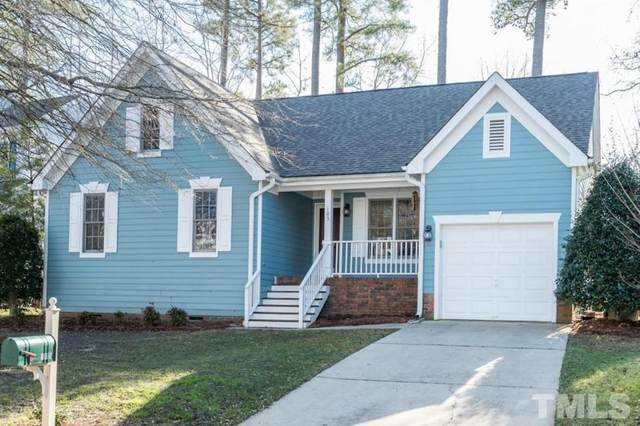 105 Unaka Court, Cary, NC 27519 (#2362941) :: Real Properties