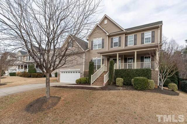 8648 Forester Lane, Apex, NC 27539 (#2362954) :: Classic Carolina Realty