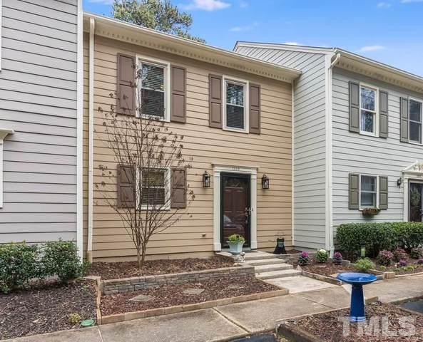 1508 Township Circle, Raleigh, NC 27609 (#2362961) :: Dogwood Properties