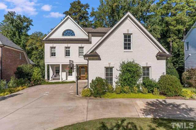 3519 Turnbridge Drive, Raleigh, NC 27609 (#2362963) :: Bright Ideas Realty