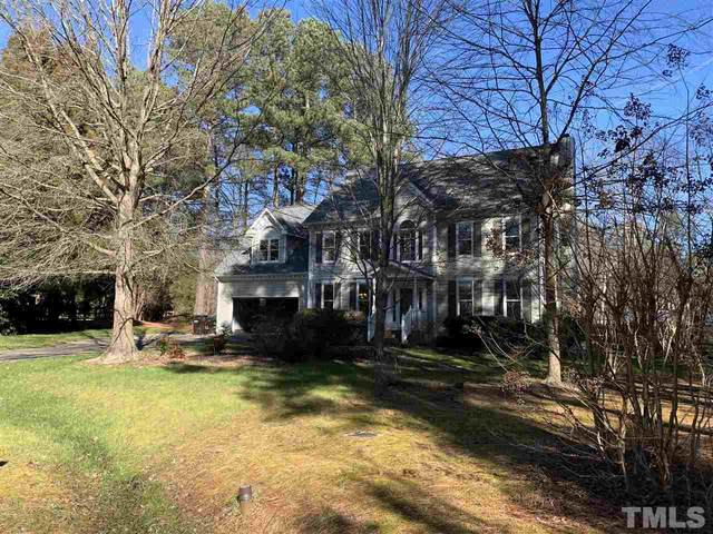 2009 Whitmore Circle, Chapel Hill, NC 27516 (#2362965) :: Rachel Kendall Team