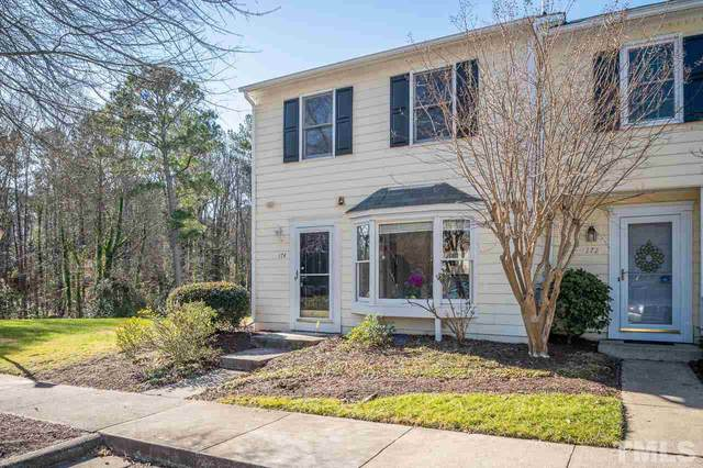 174 Saint Andrews Lane #805, Chapel Hill, NC 27517 (#2362973) :: Bright Ideas Realty