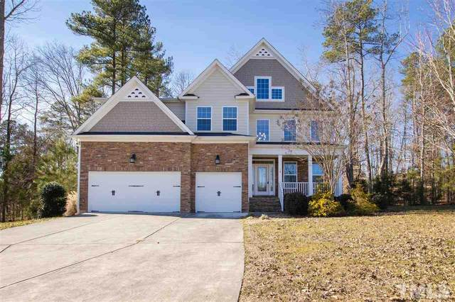 18 S Duelling Oaks Drive, Chapel Hill, NC 27517 (#2362985) :: The Jim Allen Group