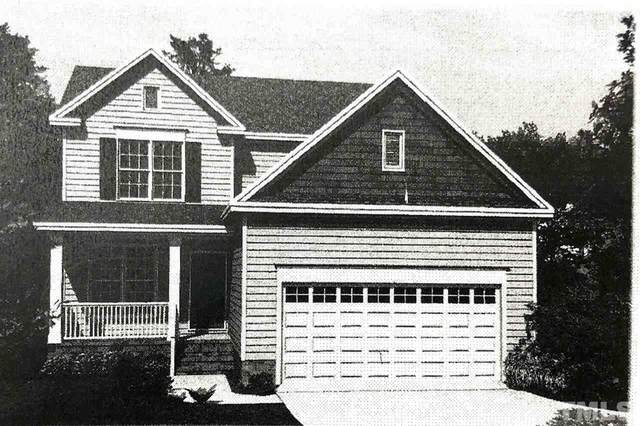 102 Williamson Place Drive, Princeton, NC 27569 (#2362986) :: Real Properties