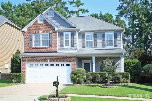 503 October Glory Lane, Apex, NC 27539 (#2363003) :: Dogwood Properties