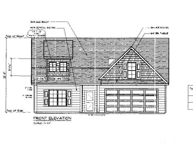 304 Manning Drive, Sanford, NC 27332 (#2363005) :: Dogwood Properties
