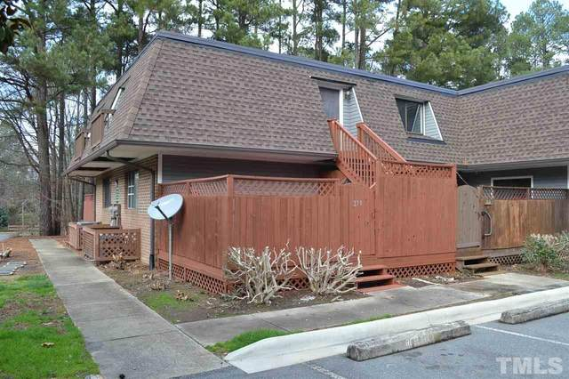270 Summerwalk Circle #270, Chapel Hill, NC 27517 (#2363034) :: Bright Ideas Realty