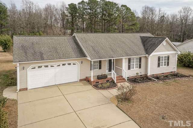 270 Pedernales Drive, Smithfield, NC 27577 (#2363035) :: The Rodney Carroll Team with Hometowne Realty