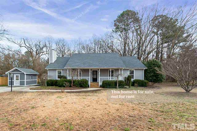 6117 S Downs Drive, Raleigh, NC 27603 (#2363053) :: Bright Ideas Realty
