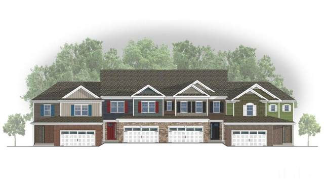 2516 Forge Village Way #119, Apex, NC 27523 (#2363061) :: Bright Ideas Realty