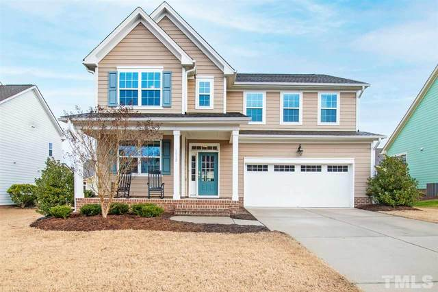 1013 Traditions Meadow Drive, Wake Forest, NC 27587 (#2363065) :: Rachel Kendall Team