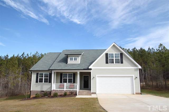 25 Bellflower Court, Franklinton, NC 27525 (#2363076) :: The Jim Allen Group