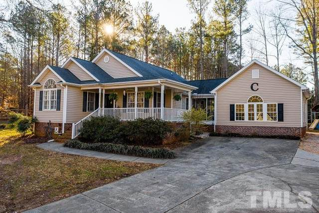 4103 Maynard Circle, Franklinton, NC 27525 (#2363085) :: Real Estate By Design