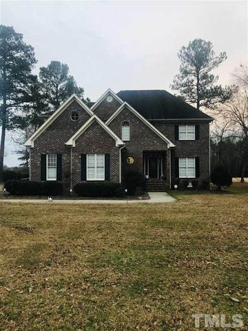 142 Lake Shore Drive, Benson, NC 27504 (#2363086) :: Real Estate By Design
