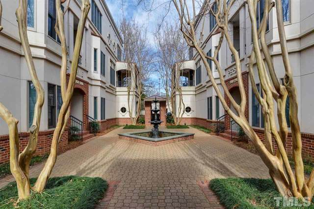 262 E Davie Street #262, Raleigh, NC 27601 (#2363088) :: Triangle Just Listed