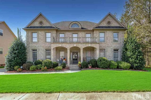 504 Arborhill Lane, Holly Springs, NC 27540 (#2363092) :: Triangle Just Listed