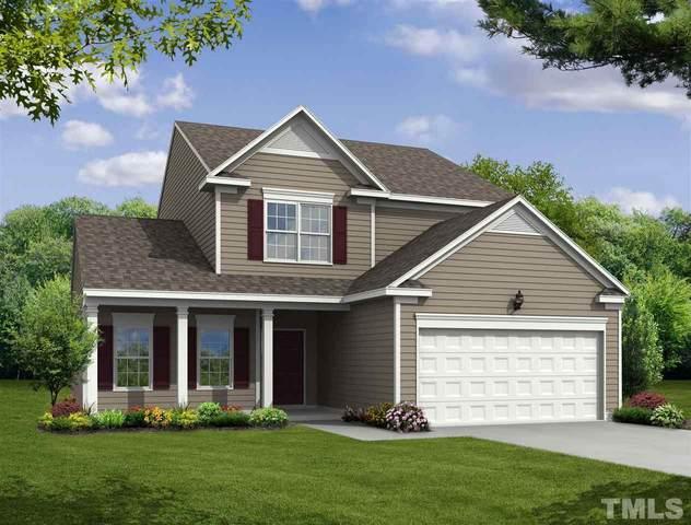298 Cliffview Drive Lot 67, Garner, NC 27529 (#2363099) :: Rachel Kendall Team