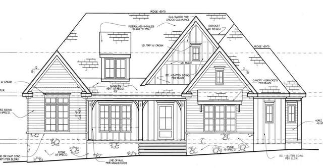 342 Chapel Ridge Drive, Pittsboro, NC 27312 (MLS #2363132) :: The Oceanaire Realty