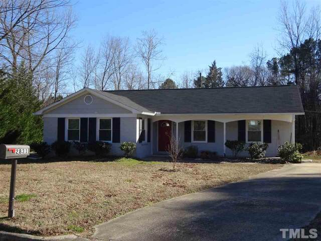 2831 Wyeth Avenue, Durham, NC 27707 (#2363138) :: Bright Ideas Realty