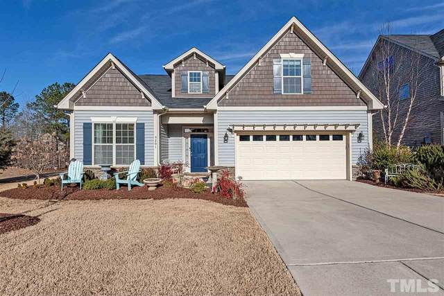 5201 Emerald Spring Drive, Knightdale, NC 27545 (#2363164) :: The Rodney Carroll Team with Hometowne Realty
