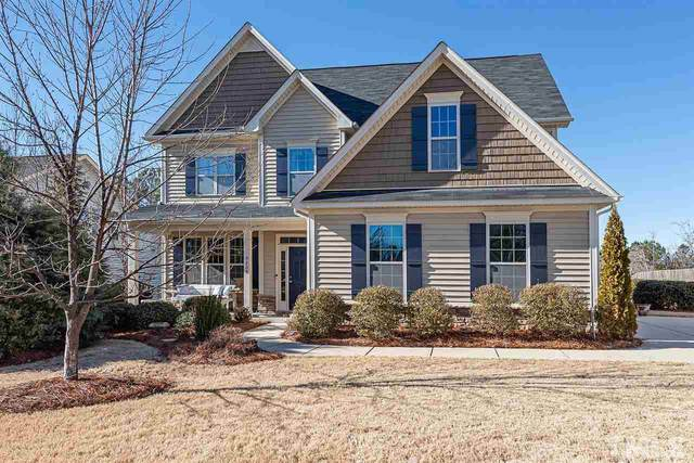 5205 Emerald Spring Drive, Knightdale, NC 27545 (#2363166) :: The Rodney Carroll Team with Hometowne Realty