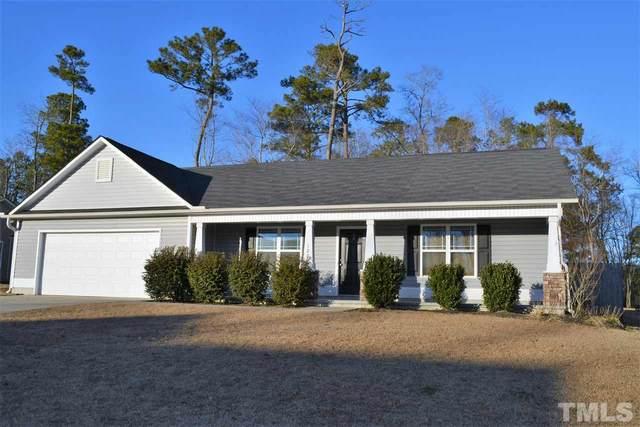 127 Hunterwood Place, Benson, NC 27504 (#2363186) :: Real Properties