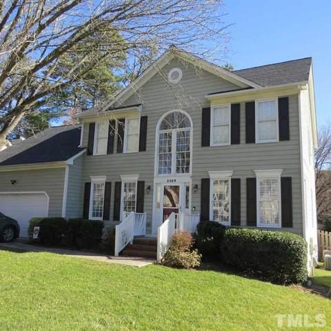 5309 Harrington Grove Drive, Raleigh, NC 27613 (#2363187) :: Choice Residential Real Estate