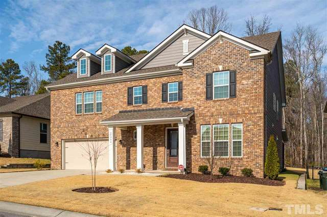 1244 Capstone Drive, Durham, NC 27713 (#2363196) :: The Jim Allen Group