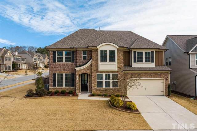 600 Wildwood Farm Way, Holly Springs, NC 27540 (#2363205) :: The Jim Allen Group