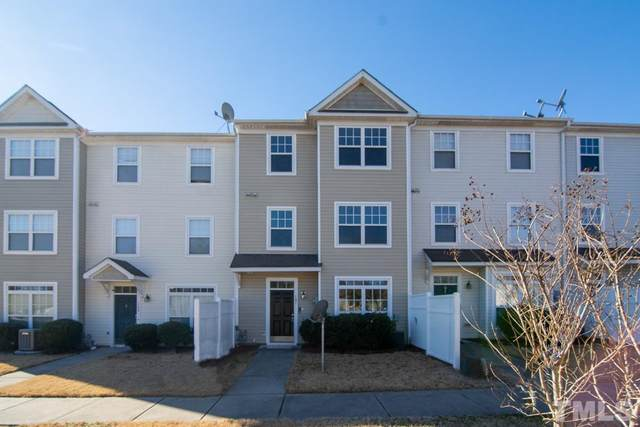 1221 Canyon Rock Court #107, Raleigh, NC 27610 (#2363235) :: RE/MAX Real Estate Service