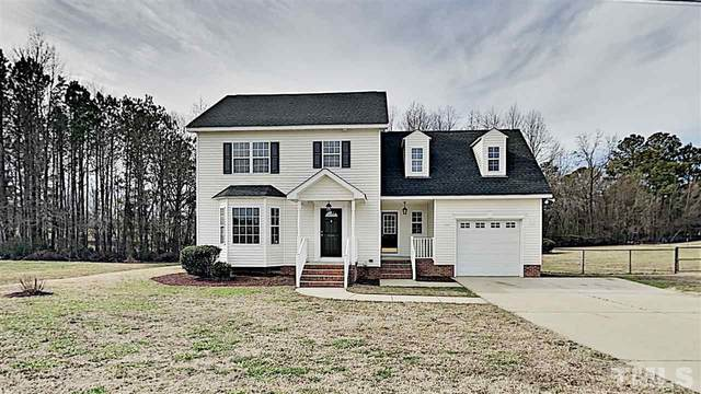4305 Old Stage Road, Angier, NC 27501 (#2363255) :: Dogwood Properties