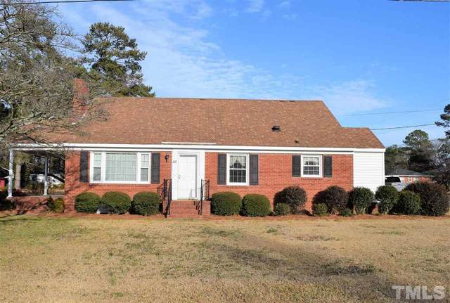 212 SE First Street, Snow Hill, NC 28580 (#2363264) :: Dogwood Properties