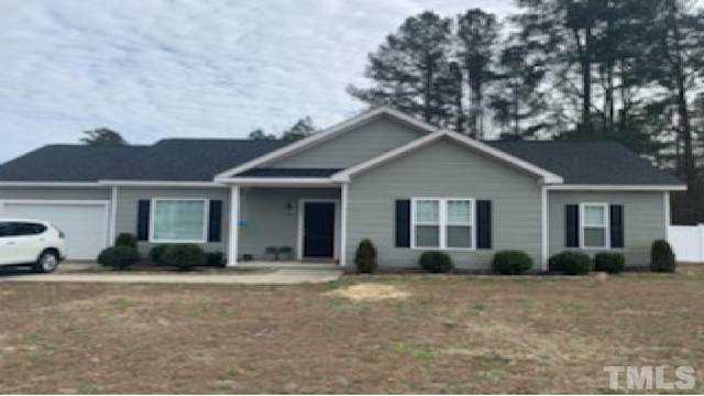 108 Hooks Glenn Road, Kenly, NC 27542 (#2363338) :: RE/MAX Real Estate Service