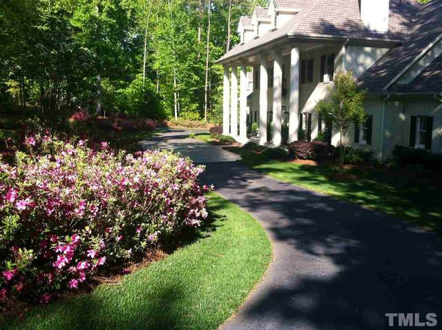 11129 Governors Drive, Chapel Hill, NC 27517 (#2363339) :: The Jim Allen Group